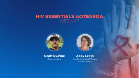 HIV Essentials Aotearoa