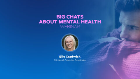 Big chats about mental health